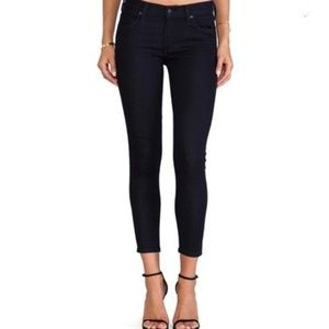AGOLDE Valerie Skinny Crop Jeans